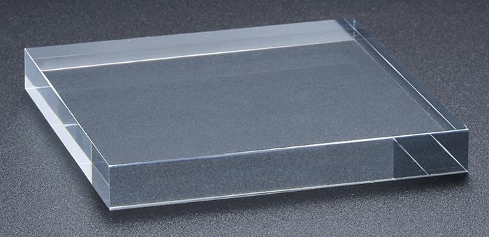 方形透明厚磚頭