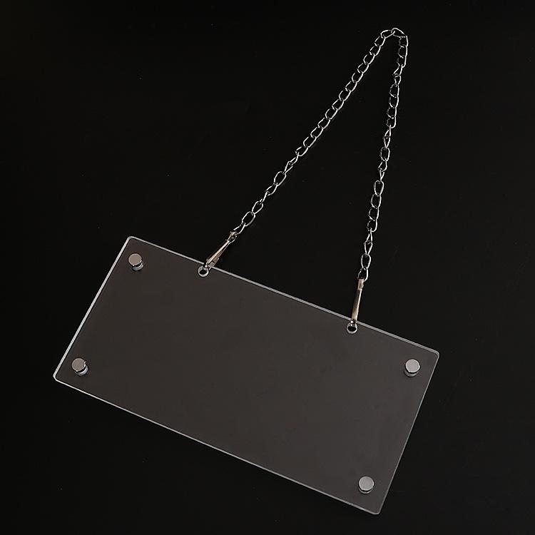 XH00224 鏈條廣告釘懸掛展示牌