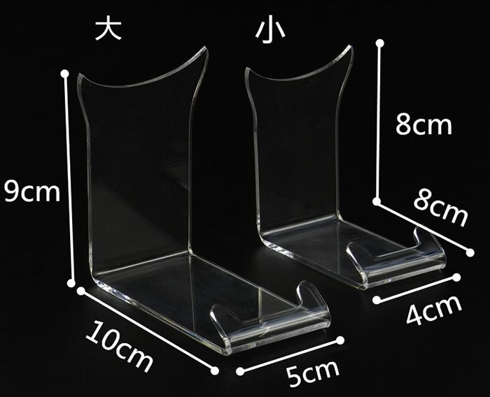 透明L型產品托展示架