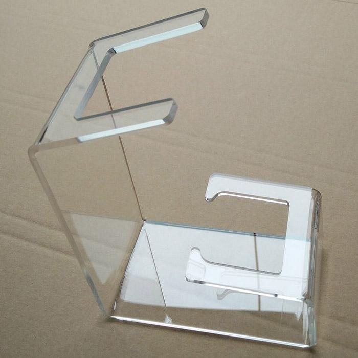 吹風機透明展示托架