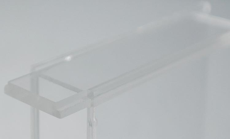 透明亞加力儲物盒