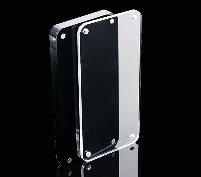 透明亞加力磁石相架