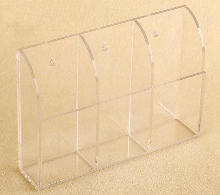 掛牆透明亞加力展示盒