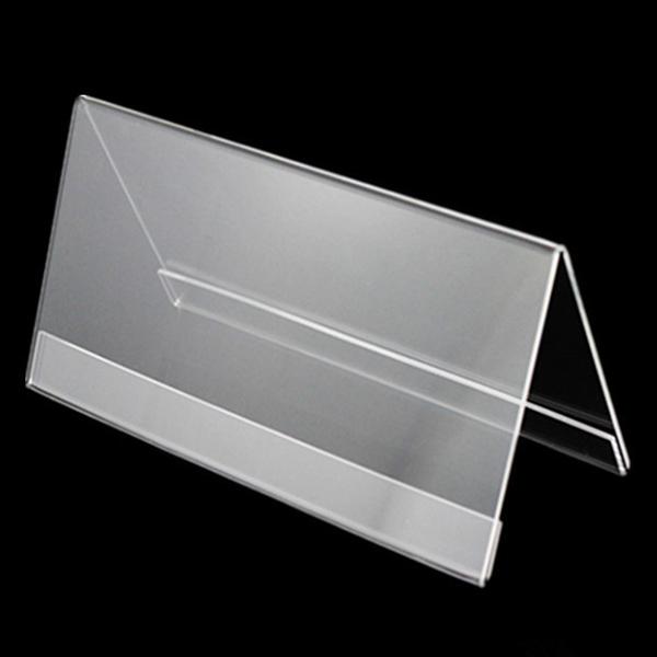 XH37 V形牌 V型座檯展示夾