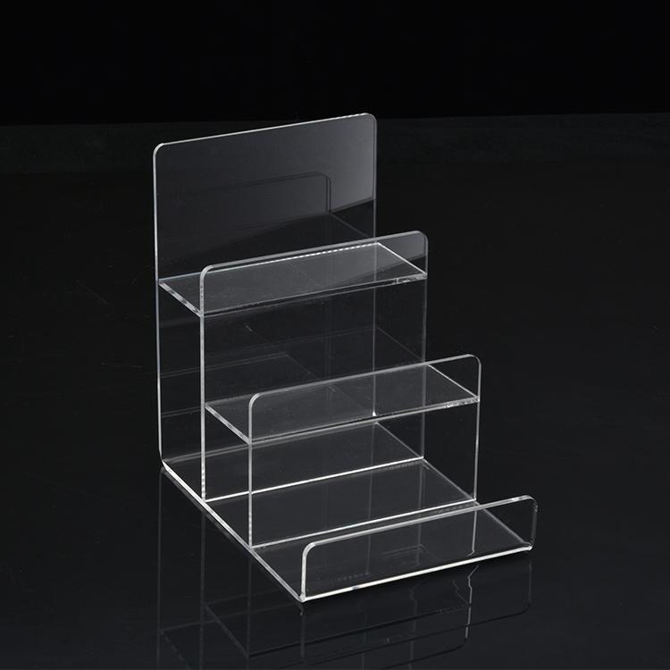 透明分層托架系列