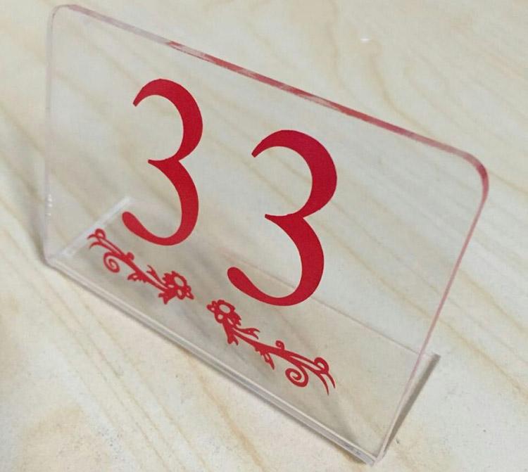 L型數字號碼