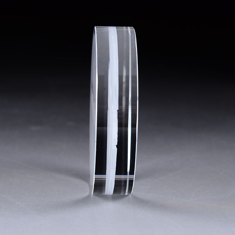 3D內雕郵輪水晶