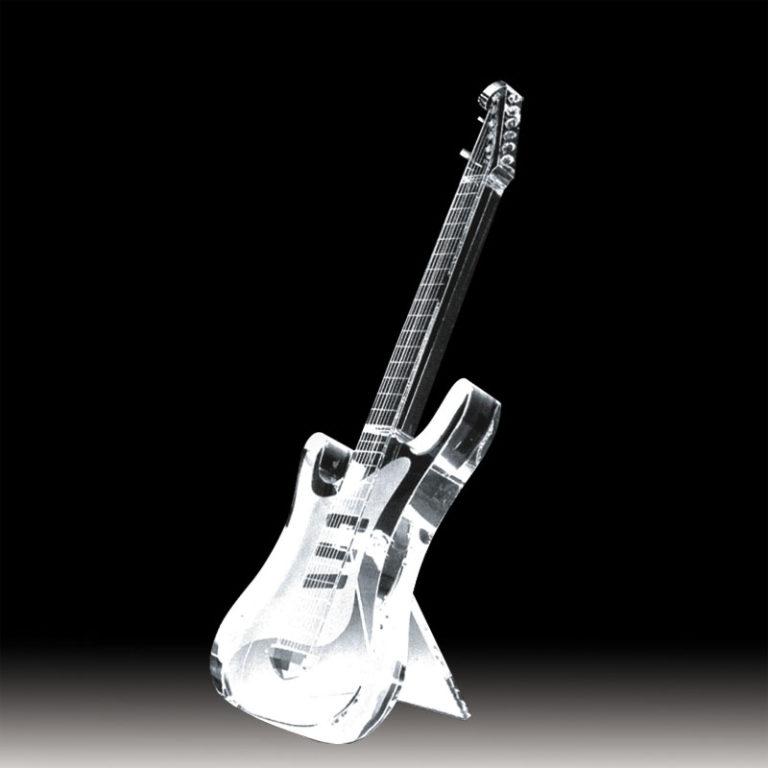 XH102 電吉它水晶模型