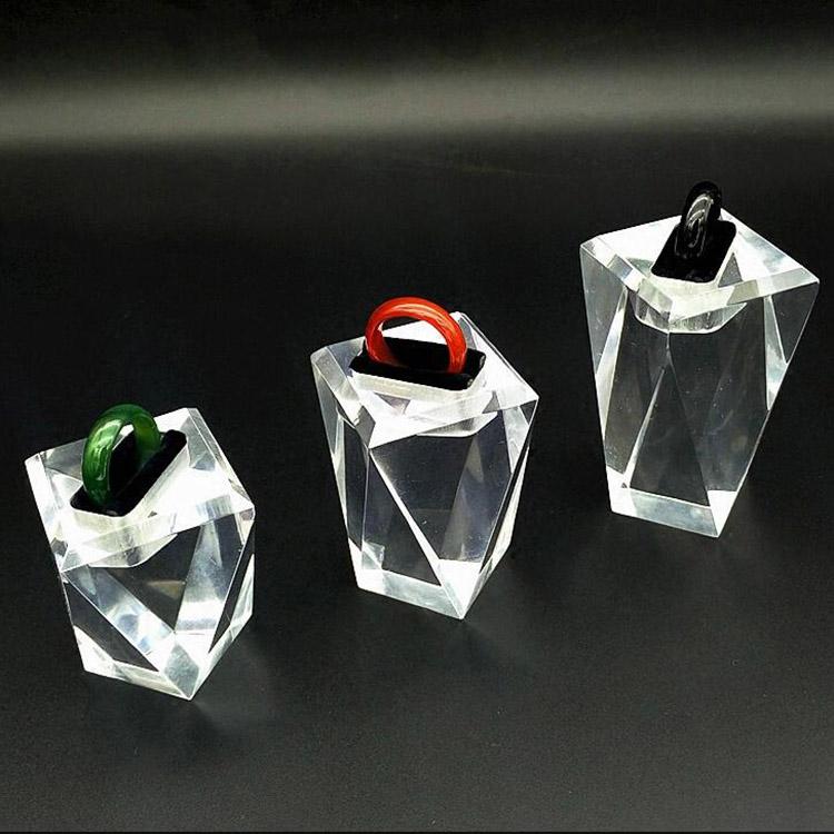 XH0141 透明戒指展示座