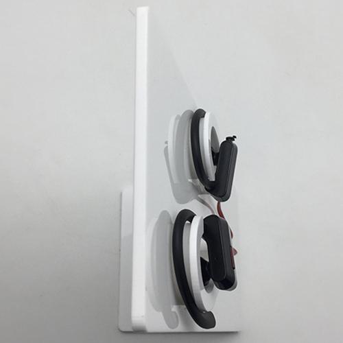 入耳式L型耳機膠架