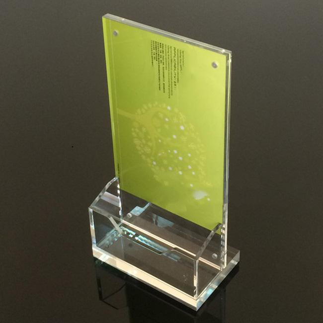 XH0187 可換DM單張磁石資料架