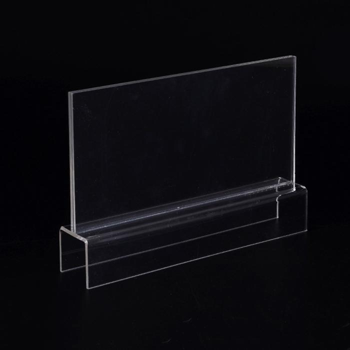 XH0199 透明Y型夾紙膠牌