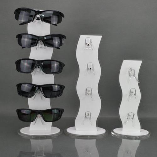 眼鏡陳列膠架系列