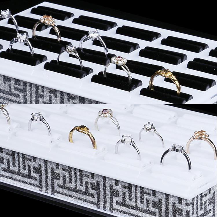 亞加力戒指展示盒
