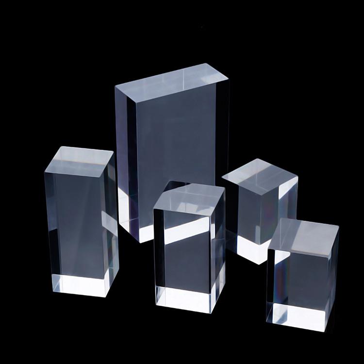 透明膠柱膠磚